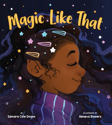 Book Cover Magic Like That by Samara Cole Doyon