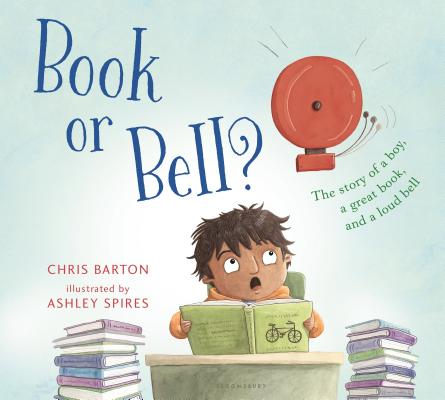 Click for more detail about Book or Bell? by Chris Barton