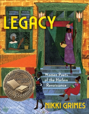 Click for more detail about Legacy: Women Poets of the Harlem Renaissance by Nikki Grimes