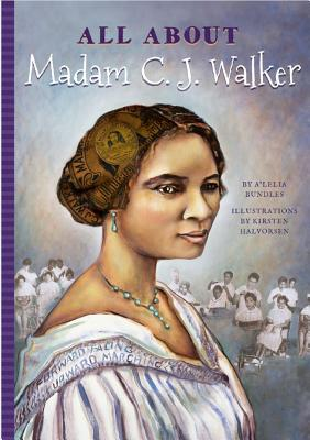 Book Cover All About Madam C. J. Walker by A'Lelia Bundles