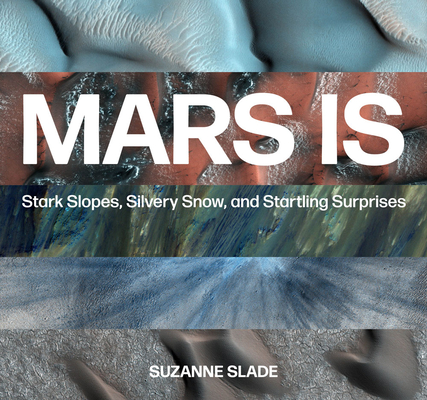 Click for more detail about Mars Is by Karyn Parsons