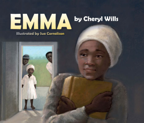 Book Cover EMMA by Cheryl Wills