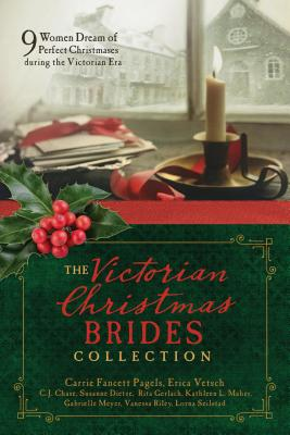 Click for a larger image of The Victorian Christmas Brides Collection: 9 Women Dream of Perfect Christmases During the Victorian Era