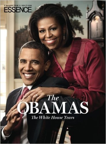 Click for more detail about ESSENCE The Obamas: The White House Years by Editors of Essence Magazine