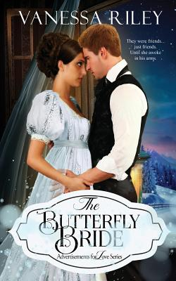 Click for more detail about The Butterfly Bride by Vanessa Riley