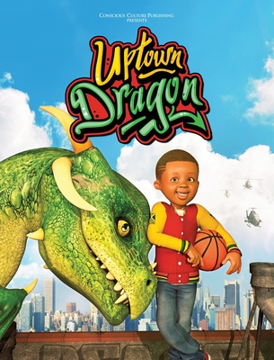 Book Cover Uptown Dragon by Marlon McKenney
