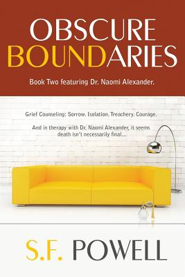 Click for more detail about Obscure Boundaries by S.F. Powell