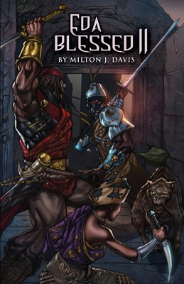 Click for more detail about Eda Blessed II by Milton J. Davis