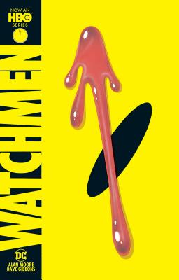 Book Cover Watchmen by Alan Moore