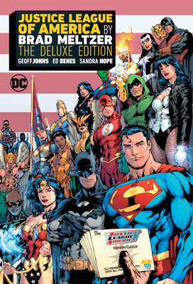 Click for more detail about Justice League of America by Brad Meltzer: The Deluxe Edition by Brad Meltzer