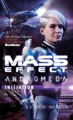 Click for more detail about Mass Effect: Andromeda Initiation by N. K. Jemisin and Mac Walters