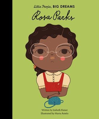 Click for more detail about Rosa Parks (Little People, Big Dreams) by Lisbeth Kaiser