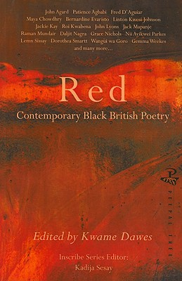 Click for more detail about Red: Contemporary Black British Poetry (Inscribe) by Kwame Dawes