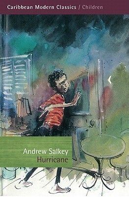Book Cover Hurricane by Andrew Salkey