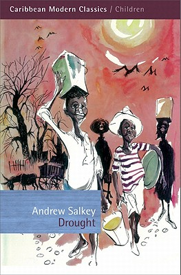 Book Cover Drought by Andrew Salkey