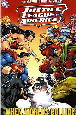 Click for more detail about Justice League of America: Worlds Collide v. 6 by Dwayne McDuffie