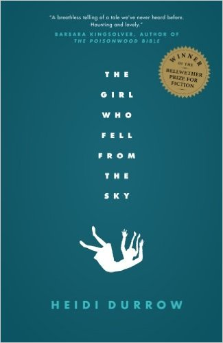 Click for more detail about The Girl Who Fell From The Sky by Heidi W. Durrow