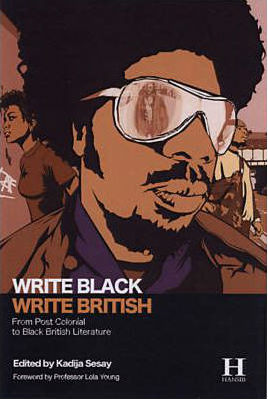 Click for more detail about Write Black, Write British by Kadija Sesay
