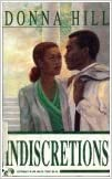 Book Cover Indiscretions by Donna Hill