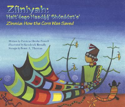 Click for more detail about Zinnia: How the Corn Was Saved by Patricia Hruby Powell