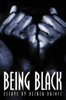 book cover Being Black by Althea Prince