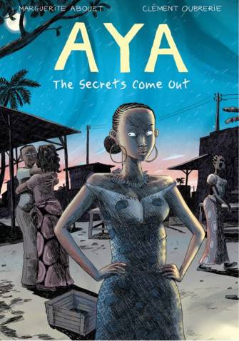 Click for a larger image of Aya: The Secrets Come Out: Volume Three