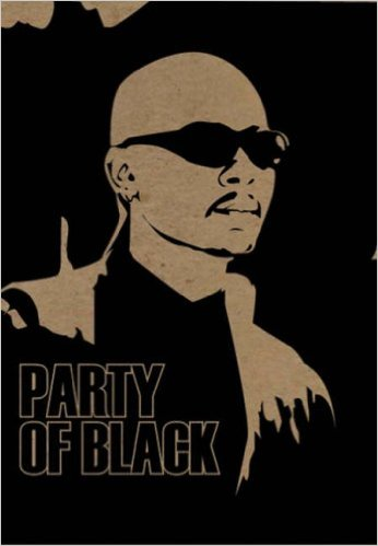 Click for more detail about Party of Black (Mouthmark) by Truth Thomas