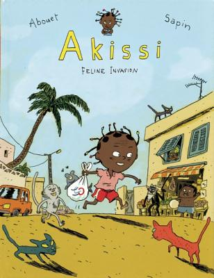 Click for a larger image of Akissi: Feline Invasion