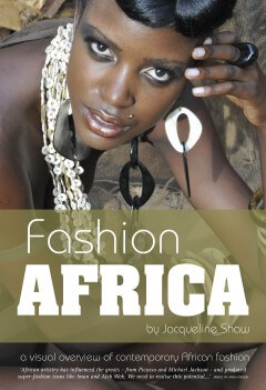 Book Cover Fashion Africa by Jacqueline Shaw