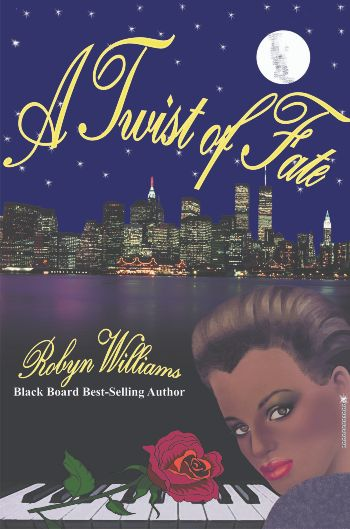 Click for more detail about A Twist Of Fate by Robyn Williams