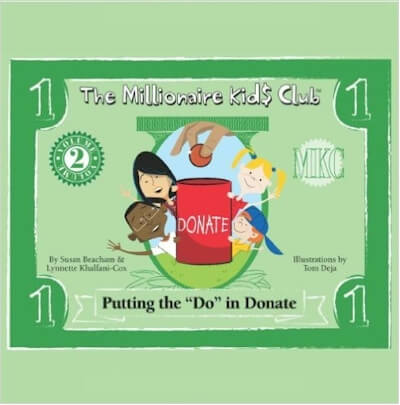 Click for more detail about The Millionaire Kids Club - Putting the