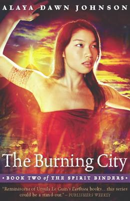 Click for more detail about The Burning City by Alaya Dawn Johnson