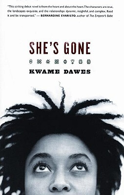 Click for more detail about She's Gone by Kwame Dawes