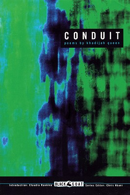 Click for more detail about Conduit (Black Goat) by Khadijah Queen