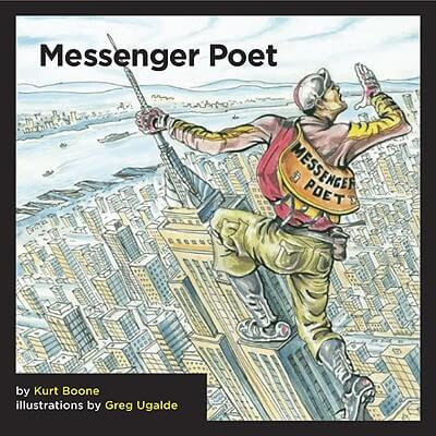Click for more detail about Messenger Poet by Kurt Boone