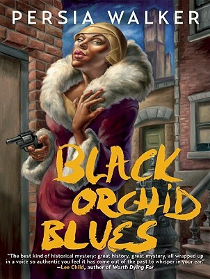 Click for more detail about Black Orchid Blues by Persia Walker