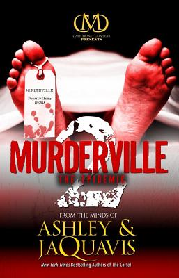 Click for more detail about Murderville 2 by Ashley Antoinette and JaQuavis Coleman