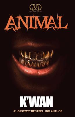 Book cover of Animal by K'wan