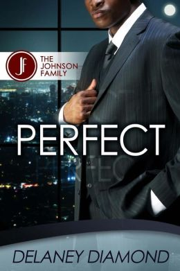 Book cover of Perfect by Delaney Diamond