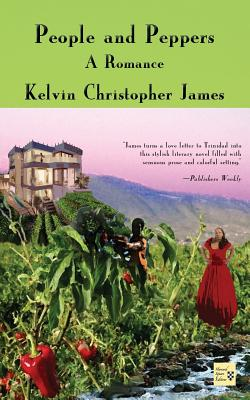 Book Cover People and Peppers, a Romance by Kelvin Christopher James