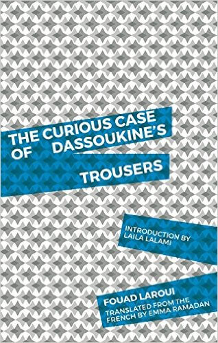 Click for a larger image of The Curious Case of Dassoukine's Trousers
