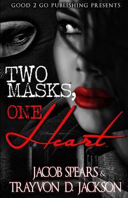 Click for more detail about Two Masks One Heart by Jacob Spears and Trayvon D Jackson