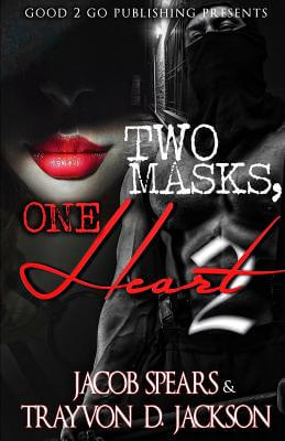 Click for more detail about Two Masks One Heart 2 by Jacob Spears and Trayvon D Jackson
