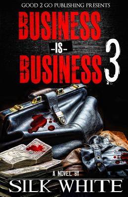 Book Cover Business is Business 3 by Silk White