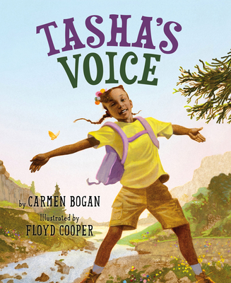 Click for more detail about Tasha's Voice by Carmen Bogan