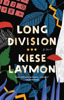 Book Cover Long Division by Kiese Laymon