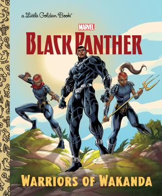 Click for more detail about Warriors of Wakanda by Frank Berrios