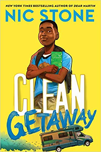 Click for more detail about Clean Getaway by Nic Stone