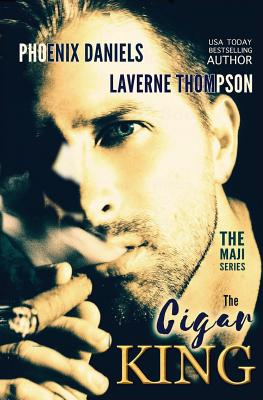 Click for more detail about The Cigar King: The Maji Series (Volume 1) by LaVerne Thompson
