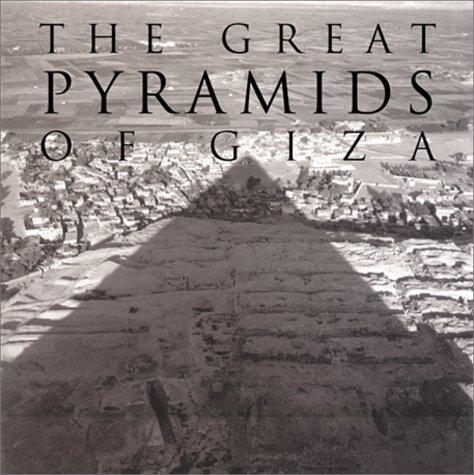 Click for more detail about The Great Pyramids of Giza by Alain D'Hooghe